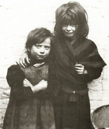 Dublin Slum Children
