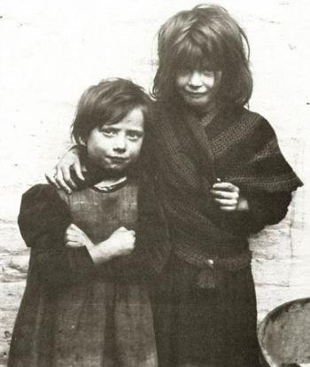 Dublin Slum Children