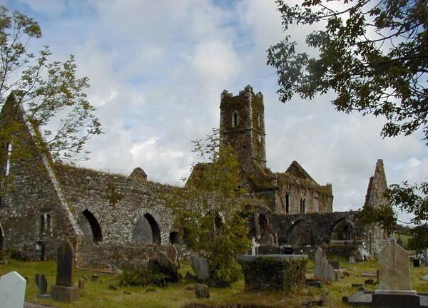 Dromahair Abbey