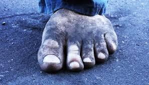 Smelly Feet 1